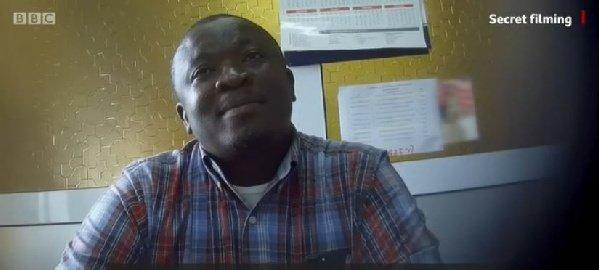 Dr. Paul Kwame Butakor