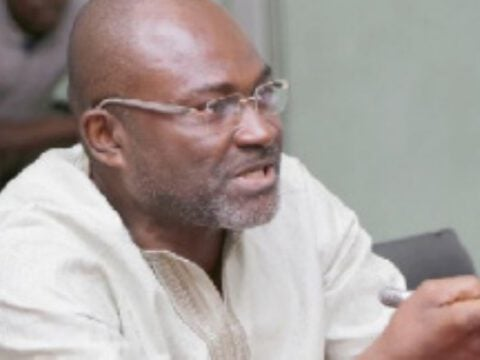 You are a shameless opportunist – Kennedy Agyapong fires Oye Lithur